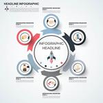 火箭元素信息图