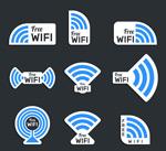 无线网标签矢量