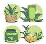 芦荟和芦荟制品
