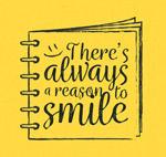 微笑隽语的记事本