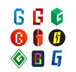 大写字母G标志
