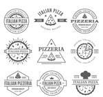 意大利匹萨标志