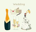 创意婚礼用品