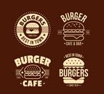 汉堡包标志设计