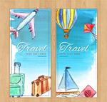 旅行物品banner