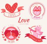 爱的元素标签