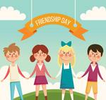 创意友谊日
