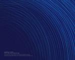 蓝色曲线线条背景