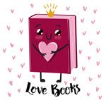 怀抱爱心的书籍