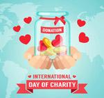 捐款世界慈善日