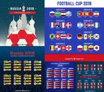 世界杯主题矢量