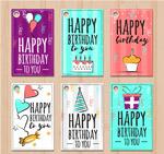 生日元素卡片
