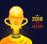 世界杯金色奖杯