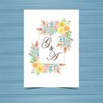 花卉婚礼设计元素