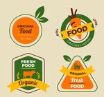 有机农场品标签