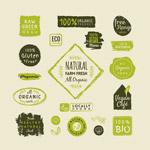 有机食品标签元素