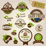 有机农产品标签