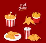 美味炸鸡设计