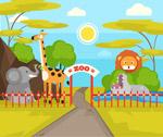 动物园入口设计