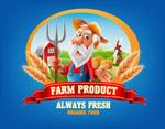 农产品标签