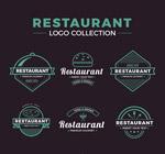 精致餐馆标志