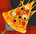 拉丝三角披萨