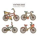 复古自行车设计