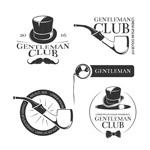 绅士俱乐部标志