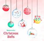 圣诞节吊球