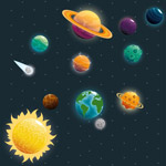 太阳系行星