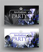 派对邀请banner