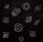 航天主题图标