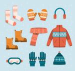 时尚冬季服饰
