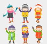 冬季服饰儿童