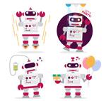 创意机器人动作
