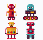 扁平化机器人