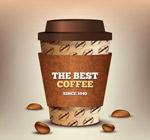 外卖咖啡和咖啡豆