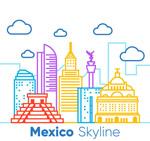 墨西哥著名建筑