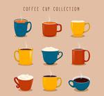 杯装咖啡矢量
