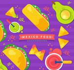 美味墨西哥食物