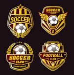 足球徽标设计