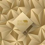 金三角抽象背景