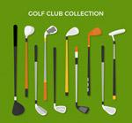 创意高尔夫球杆