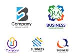 商务公司标志