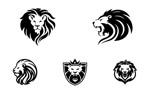 狮子造型标志4