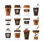 创意外卖咖啡