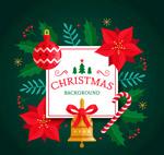 精致圣诞节贺卡