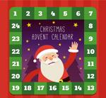 圣诞老人月历