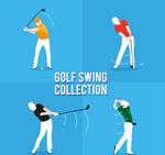 高尔夫动作设计
