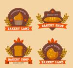面包店标签设计